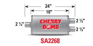 Part No. SA2268