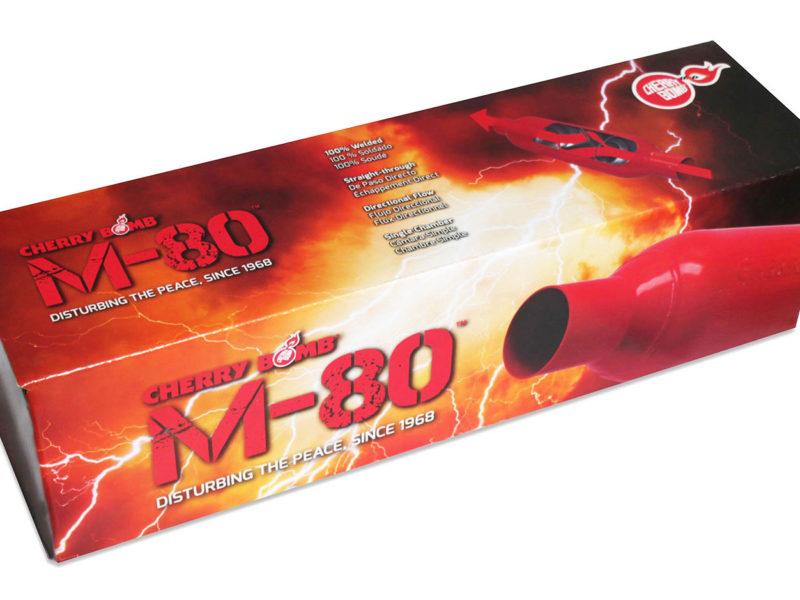 The M-80 Muffler